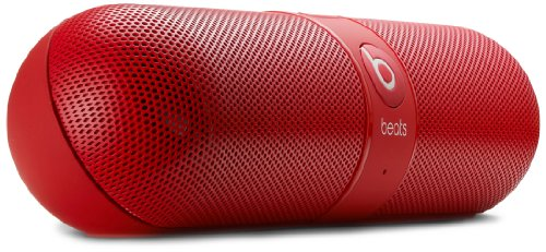 Beats by Dr. Dre Pill 2.0 Haut Parleur Sans Fil Bluetooth - Rouge