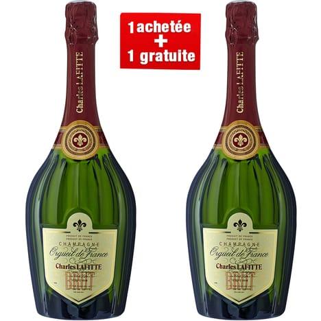 Champagne Brut Charles Lafitte