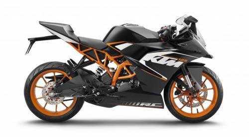 Moto KTM RC 125 cm3