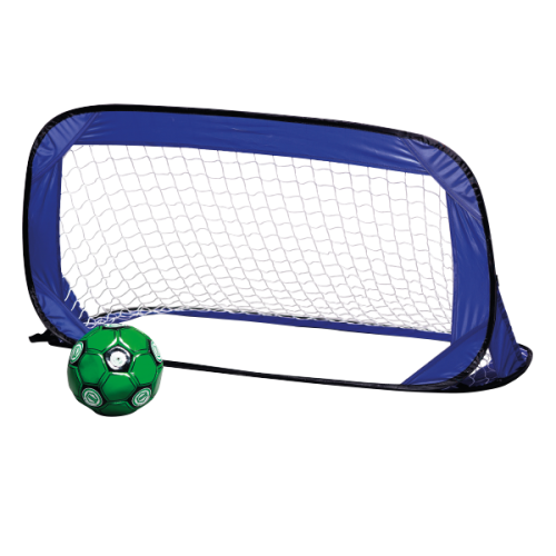 Cage De Football Pliable
