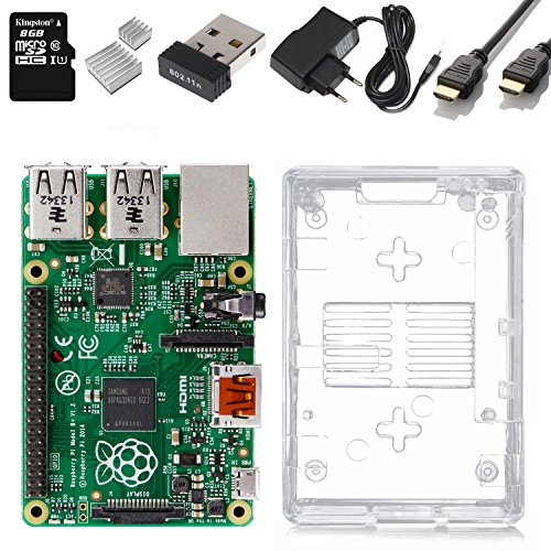 Raspberry pi Model B+ Kits (Raspberry Pi Model B+ Complete Starter Kit)
