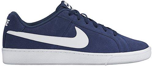 nike court royale sneakers basses homme bleu midnight navy white 43 eu prix 46 90. Black Bedroom Furniture Sets. Home Design Ideas