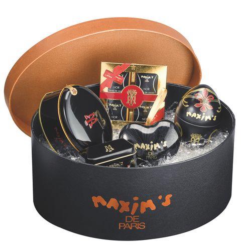Coffret chocolats Sensation Noire MAXIM'S
