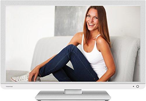 "Toshiba 24W1434 TV Ecran LCD 24 "" (61 cm) Tuner TNT 100 Hz"
