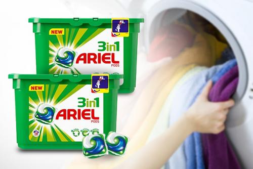 Ariel Classique 3 en 1,