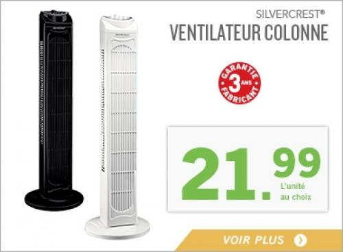 ventilateur colonne prix 21 99. Black Bedroom Furniture Sets. Home Design Ideas