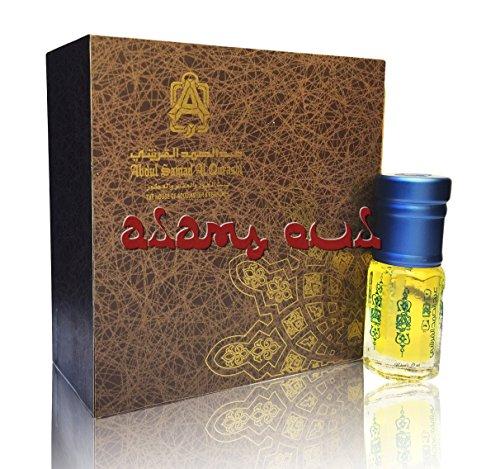 Istanbul Roses par Abdul Samad al Qurashi - 3 ml Huile Parfum Attar