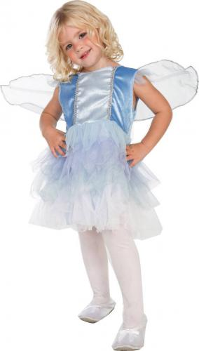Déguisement fée bleue enfant pour fille