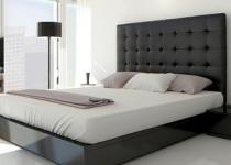 Tête de lit capitonnée, taille et coloris au choix dès 89,90€, livraison offerte