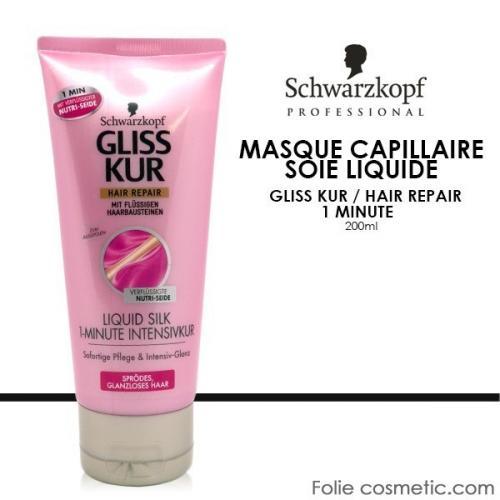 SCHWARZKOPF - Masque Capillaire 1 minute