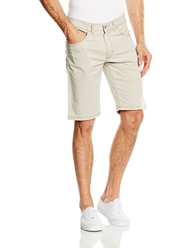 Pioneer 1374 3851 - Short Homme, Gris (ciment 21) - XS (Taille fabricant: 42)
