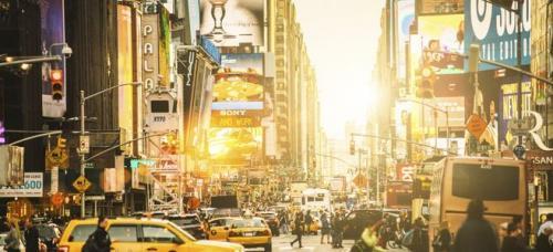 Vol A/R pas Cher pour New York