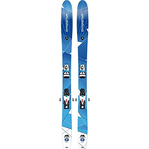 Dynastar - Skis Cham 97 + Fixations Look Nx 12 Demo² - Homme - Taille  178 - Bleu