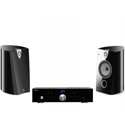 ADVANCE X-i60   FOCAL Profile 908 Diamond Black Composition Audiophile