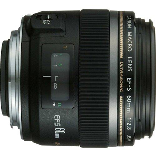 Canon 60 mm / F 2.8 MACRO USM Objectifs