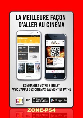 1 Euro La Place de Cinéma GAUMONT - PATHE