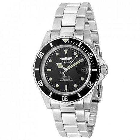 INVICTA -8926-montre hommes-automatique-analogique-bracelet acier inoxydable argent
