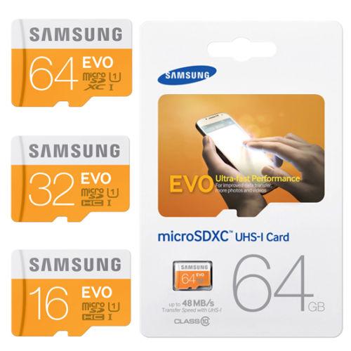 Carte Micro Sd Samsung EVO super Bonne offre
