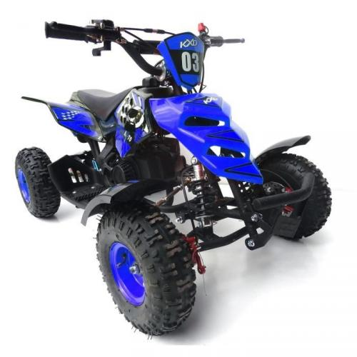 KXD Pocket Quad 50cc M5 bleu