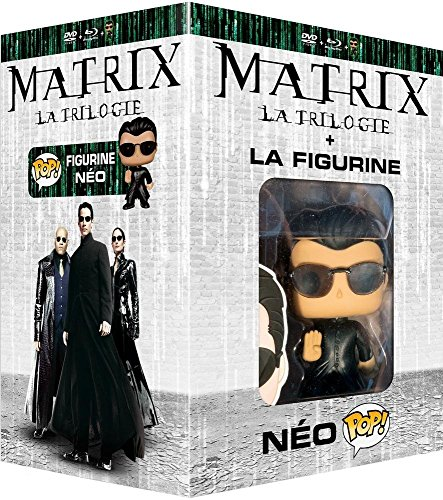 Matrix - La trilogie [+ figurine Pop! (Funko)]