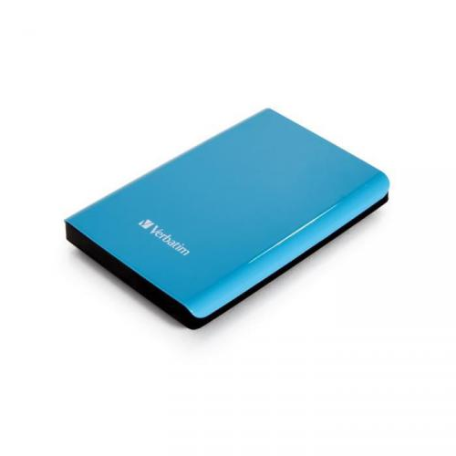 Verbatim 2To Disque Dur USB 3.0 Blue