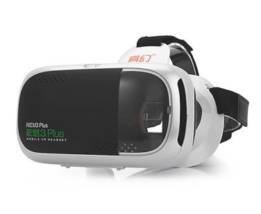 Casque VR RITECH RIEM3 Plus 3D VR Glasses