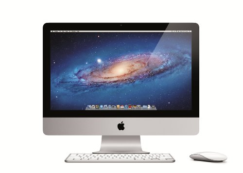 "Apple iMac Ordinateur de bureau 21,5"" Intel Core i5 quadricoeur 500 Go 4096 Mo Carte graphique Radeon HD 6750M"
