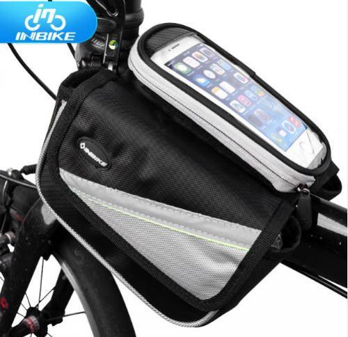 INBIKE Vélo Sac Avant de Bicyclette Top Tube Sac Panier De Vélo Plaisir En Plein Air et les Sports Vélo Accessoires B219