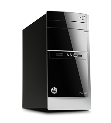 HP Pavilion 500-490nf Unité centrale Gamer Noir (Intel Core i7, 8 Go de RAM, disque dur 1 To, Carte NVIDIA GeForce GTX 745 4 Go, Windows 8.1)