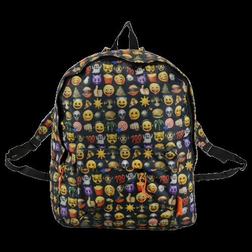 Emoji Sac à Dos Ecole