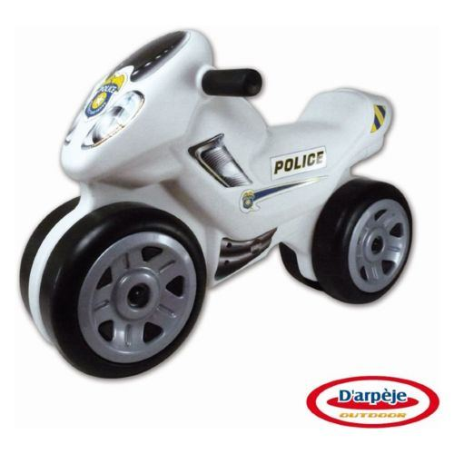 Moto Draisienne ENFANT - Police