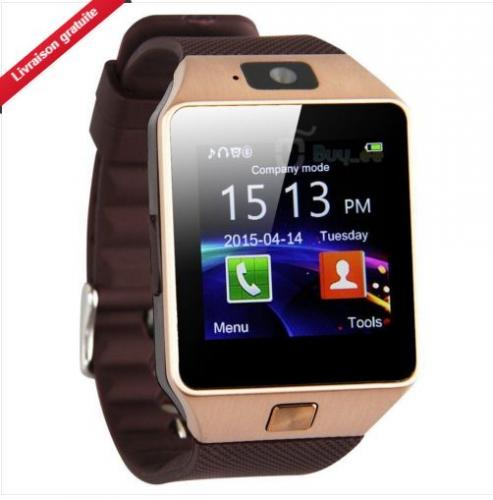 Iwatch DZ09 Bluetooth Montre SIM Card Intelligent Smart Watch