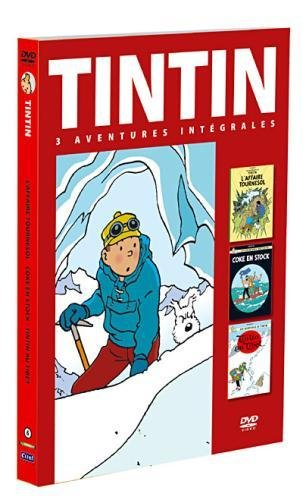 Tintin au Tibet   L'Affaire Tournesol   Coke en stock