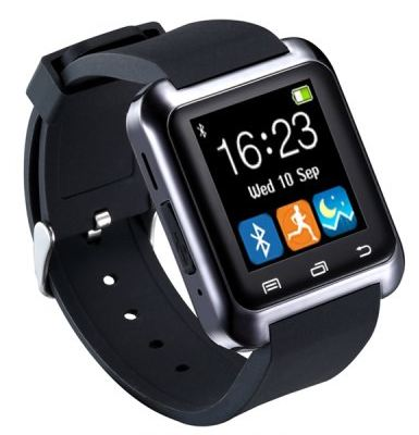 U80 Smart Bluetooth Watch Call Message