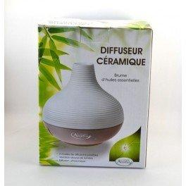 Diffuseur Huiles essentielles Céramique - Ultrasonique et humidificateur