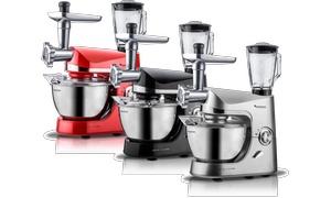 Robots de Cuisine avec Mixeur TurboTronic