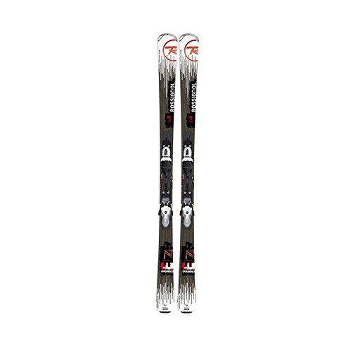 Rossignol experience 74 comp xel + fixation xelium 100 l b/w ski mixte 146