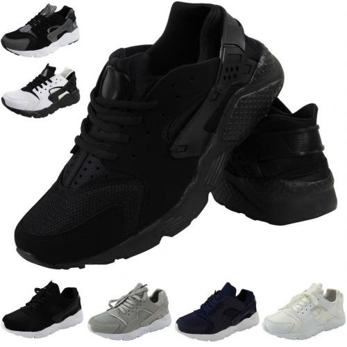 ENS RUNNING TRAINERS WOMENS GYM SPORTS INSPIRED CASUAL PUMPS SHOES SIZE
