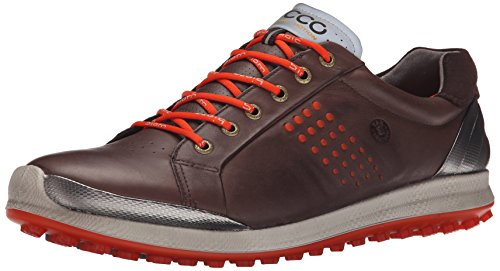 Ecco Mens BIOM Hybrid 2 - Chaussures de golf Hommes (Composite) Couleur: multicolore: Taille: 42