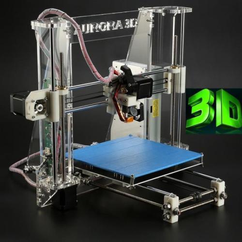 Imprimante 3D (objets physiques en 3 dimensions)