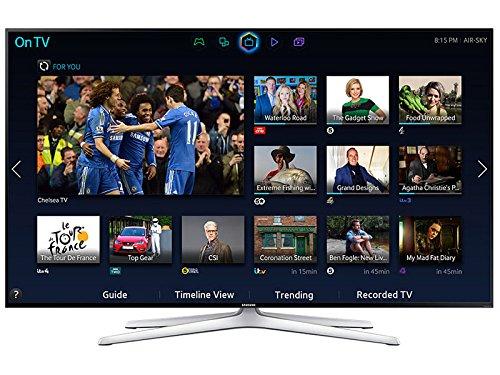 """Samsung UE40H6240 TV Ecran LCD 40 """" (101 cm) 1080 pixels Tuner TNT 200 Hz"""
