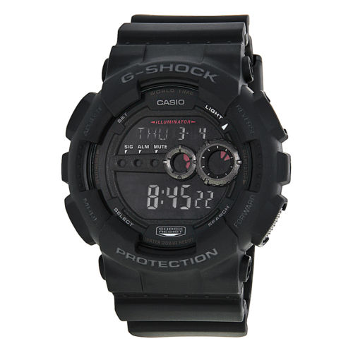 Casio G-Shock Military Mens Watch GD100-1B a 50 euro seulement