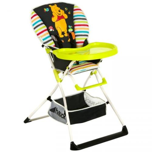 WINNIE L'OURSON Chaise Haute Mac Baby