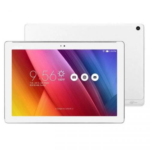"ASUS Tablette Tactile ZenPad Z300C (Z300C-1B085A) blanc 10.1"" - 2Go de RAM - Android 5.0 - Intel Atom x3 - ROM 64Go - WiFi/Bluetooth"