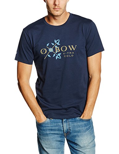 Oxbow H2sacoleve T-Shirt manches courtes Homme Navy FR : XXL (Taille Fabricant : XXL)