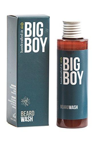 BIG BOY Lotion nettoyante pour la barbe