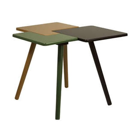 ACHAT DESIGN Table basse 3 plateaux TRIPLE SIDE
