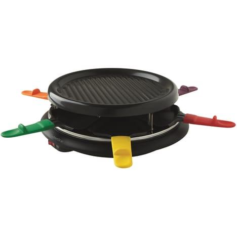 SELECLINE Raclette XJ3K042 PLUS Grill 6 Personnes 900W