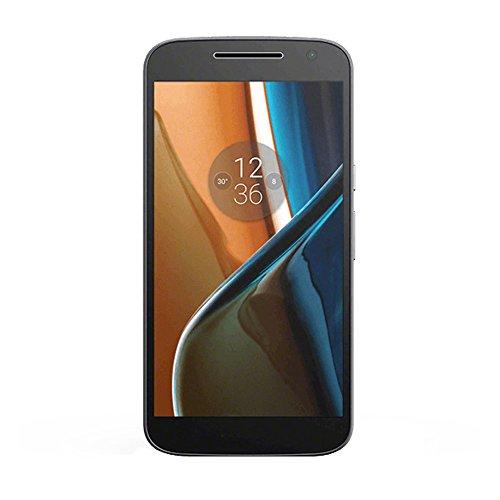 Lenovo Moto G4 Smartphone débloqué 4G (Ecran: 5,5 pouces - 16 Go - 2 Go RAM - Android 6.0) Noir