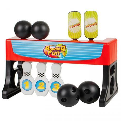 Le Jeu de Bowling Quilles 2 en 1